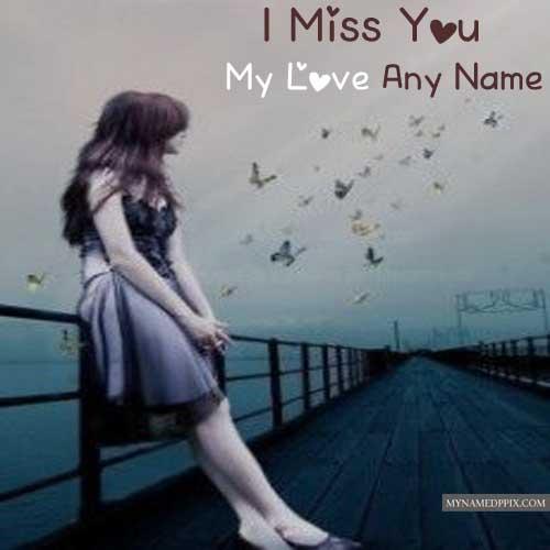 Sad Boy Alone Quotes: I Miss U Boy Pic