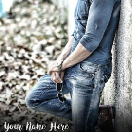 Write Name On Dashing Look Boy Profile Pictures