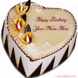 Special Lover Name Birthday Wishes Love Cake Pictures