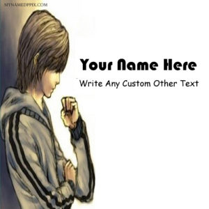 Write Name Attitude Look Boy Online Edit Pictures