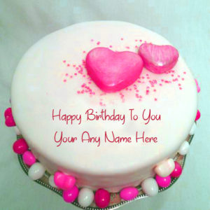 Awesome Happy Birthday Cake Name Wishes Pictures Edit