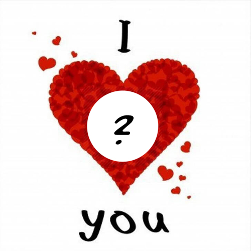 Love You Picture Alphabet Lover Name First Letter Image
