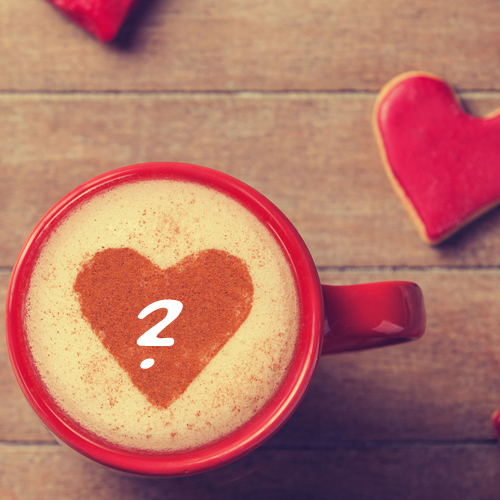 Write Alphabet Letter Coffee Love Cup Picture Profile Set