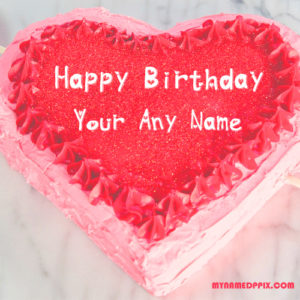 Happy Birthday Cake Name Wishes Profile Status Pictures Edit Free