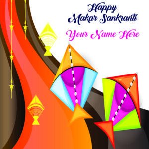 Happy Makar Sankranti Wishes Name Pictures Sent Online