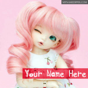 Fun Doll Name Write Profile Whatsapp Status Pictures Download HD