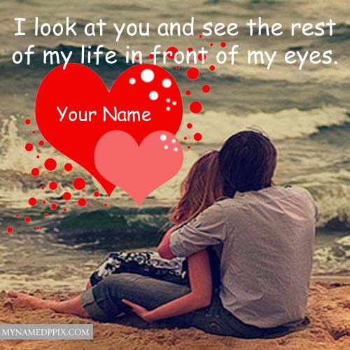 Write Name Best Couple Status Quotes Greeting Love Whatsapp Profiles