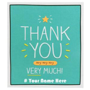 Write Name On Thank U Greeting Cards Photo Editor Online