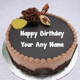Awesome New Birthday Cake Write Name Wishes Photos Free