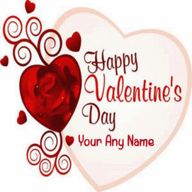 Create Card Happy Valentines Day Wishes 2019 Image