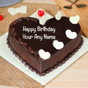 Love Chocolaty Birthday Cake Name Create Online