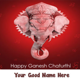 Latest Happy Ganesh Chaturthi Wish Cards