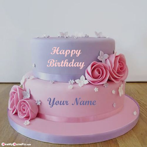Name Wishes Latest Birthday Cake Images Create Online